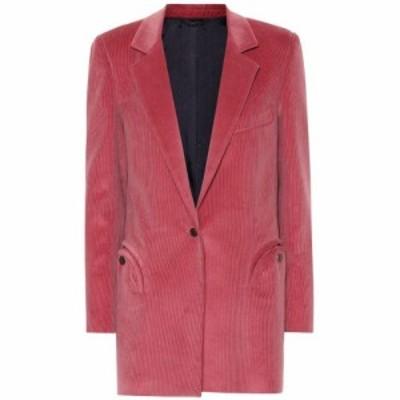 ブレイズ ミラノ Blaze Milano レディース スーツ・ジャケット アウター Timeless corduroy blazer Pink