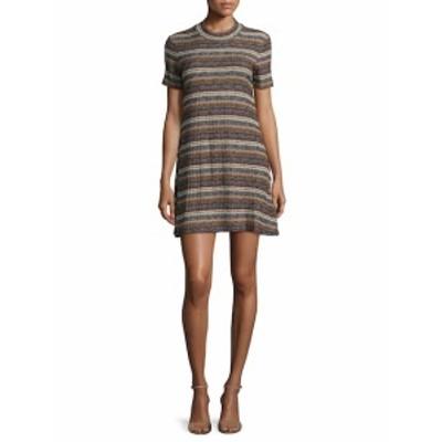 BCBG ジェネレーション レディース ワンピース Knit Turtleneck Dress