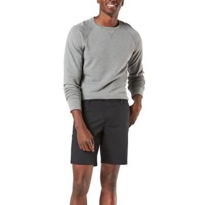 ドッカーズ カジュアルパンツ ボトムス メンズ Men's Ultimate Supreme Flex Stretch Solid Shorts Black