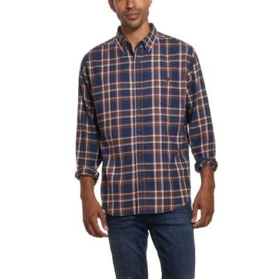 ウェザープルーフ メンズ シャツ トップス Men's Antique Plaid Flannel Shirt