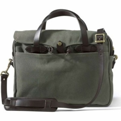 フィルソン FILSON メンズ ビジネスバッグ・ブリーフケース バッグ Original Briefcase Otter Green