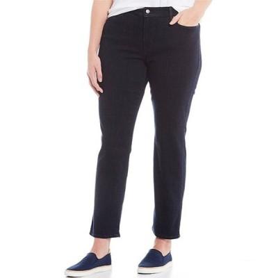 リーバイス レディース デニムパンツ ボトムス Plus Size Classic Straight Leg Jeans