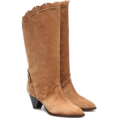 イザベル マラン Isabel Marant レディース ブーツ シューズ・靴 Leesta suede boots Natural