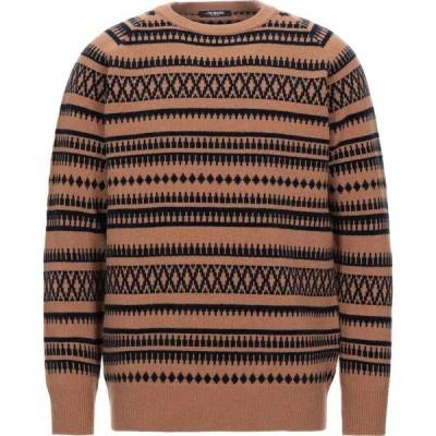 マスク +39 MASQ メンズ ニット・セーター トップス sweater Camel