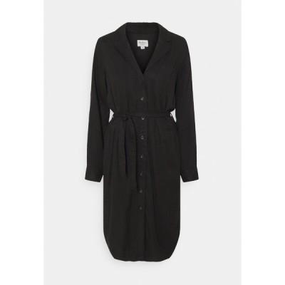 ペペジーンズ ワンピース レディース トップス EDAN - Day dress - black