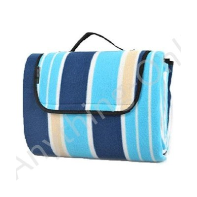 新品 CHHCYH Camping Blanket Outdoor Waterproof Picnic Blanket Camping Blanket Portable Beach Mat Sand Proof Blanket Camping Furniture 200x200cm並