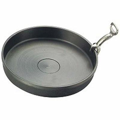 中部コーポレーション CHUBU CORPORATION トキワ 鉄 すきやき鍋 ハンドル付 201 20cm キッチン用品