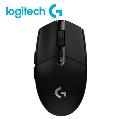 【logitech 羅技】G304 LIGHTSPEED 無線電競遊戲滑鼠鼠 黑色【三井3C】