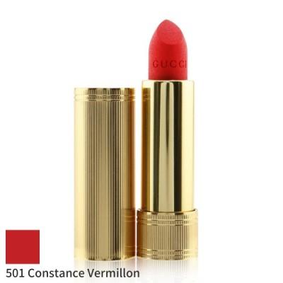 グッチ リップスティック Gucci 口紅 ルージュ ア レブレ マット リップ カラー #501 Constance Vermillon 3.5g