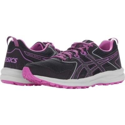 アシックス ASICS レディース ランニング・ウォーキング シューズ・靴 Trail Scout Black/Digital Grape