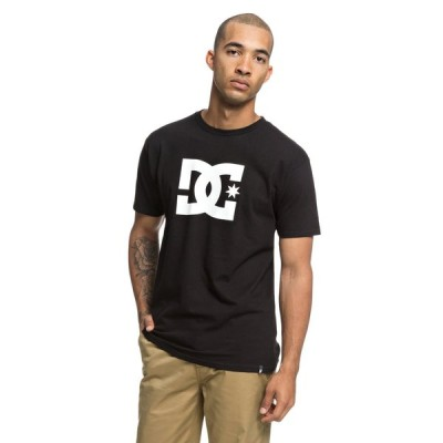 Tシャツ ディーシーシューズ DC Shoes Men's DC Star Tee ADYZT03119 BLACK