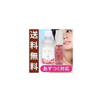(セット)ミューフル ROSE EX 60ml+30mlスプレー空ボトルセットアヴィセンナローズ ローズウォーター 化粧水