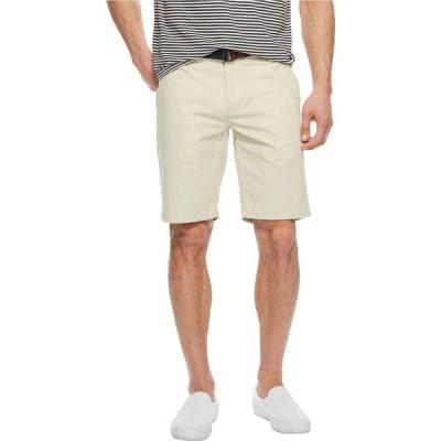 ユーエスポロアッスン U.S. POLO ASSN. メンズ ショートパンツ ボトムス・パンツ Hartford Ripstop Shorts Morning Sand
