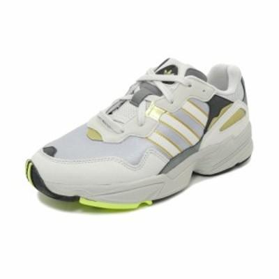 スニーカー アディダス adidas ヤング96 シルバーメット/グレーワン メンズ レディース シューズ 靴 19SS
