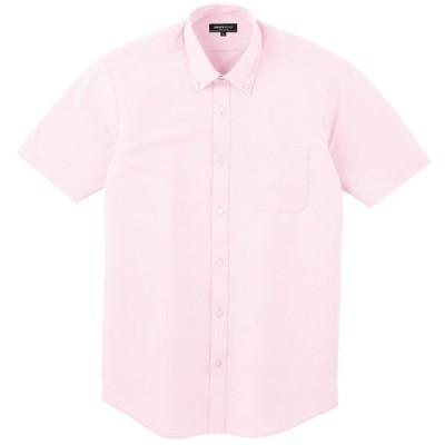コーコス Z半袖シャツ ピンク 4L ※取寄品 47