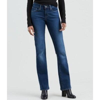 リーバイス レディース デニムパンツ ボトムス Levi'sR Curvy Bootcut Jeans Moonlight Reflection