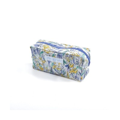 BEBE ONLINE STORE / Tartine et Chocolat/日本製 フラワー リボン ポーチ KIDS 財布/小物 > ポーチ