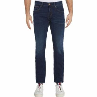トミー ヒルフィガー Tommy Hilfiger メンズ ジーンズ・デニム ボトムス・パンツ Straight Denton Jeans Indigo BS