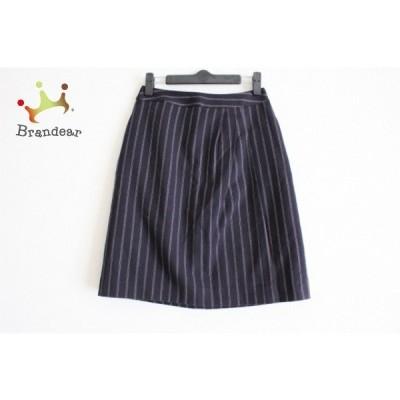 クリアインプレッション CLEAR IMPRESSION スカート サイズ1 S レディース 黒×ボルドー×白             スペシャル特価 20190802