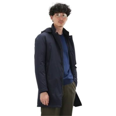 ジャケット ブルゾン 【HERNO / ヘルノ】GORE-TEX ラペルドフードダウン