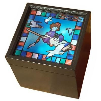【お取り寄せ】403264/セキグチ/【魔女の宅急便】ステンドグラス風BOXオルゴール/お祝い/記念/贈り物/ギフト/プレゼント/キッズ/子供
