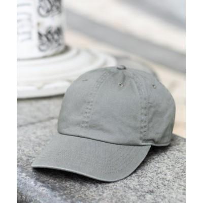 (Rocky Monroe/ロッキーモンロー)NEWHATTAN ニューハッタン ベースボールキャップ ローキャップ 帽子 メンズ レディース ユニセックス カジュアル ストリート スポーツ シンプル コッ/ユニセックス オリーブ