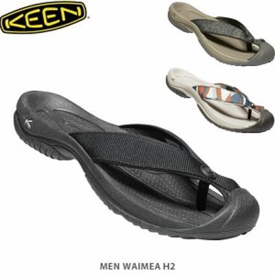 送料無料 KEEN キーン サンダル メンズ ワイメア エイチツー MEN WAIMEA H2 KEE0020 国内正規品