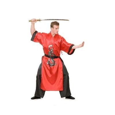 Samurai Costume さむらい 大人用ハロウィンコスチュームハロウィンサイズLarge