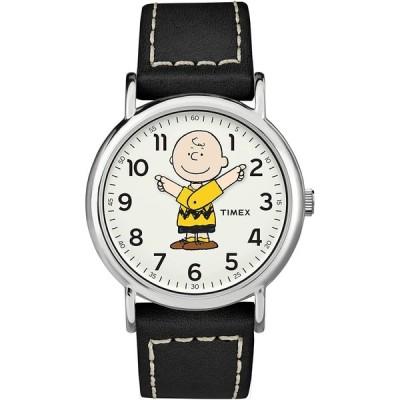 腕時計 タイメックス メンズ TW2T60900 Timex Unisex TW2T60900 Weekender 38mm Peanuts Charlie Brown L