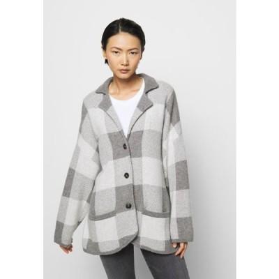 クローズド レディース ファッション JACKET - Classic coat - heather grey melange