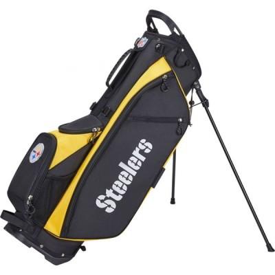 ウィルソン Wilson ユニセックス ゴルフ バッグ Pittsburgh Steelers NFL Carry Golf Bag