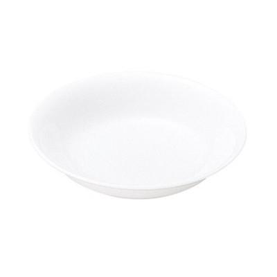 スープ皿 19cm スープボウル 白磁 プラージュ 洋食器 おしゃれ 業務用 美濃焼