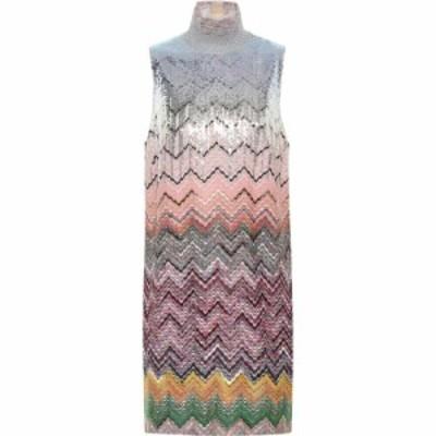 ミッソーニ Missoni レディース ワンピース ワンピース・ドレス Sequined Wool-Blend Minidress SMO