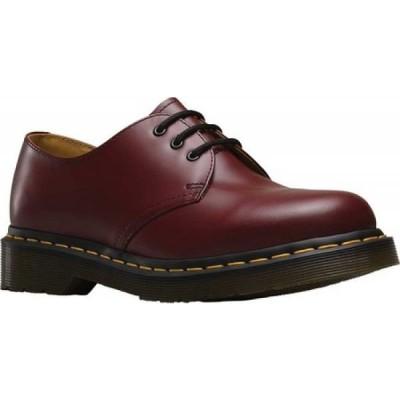 ドクターマーチン Dr. Martens レディース シューズ・靴 1461 3-Eye Shoe Cherry Red Smooth
