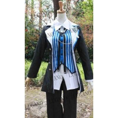 AMNESIA CROWD アムネシア クラウド IKKI イッキ★コスプレ衣装  完全オーダメイドも対応可能 * K2335