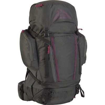 ケルティ バックパック・リュックサック レディース バッグ Kelty Women's Coyote 60 Backpack Asphalt / Blackout
