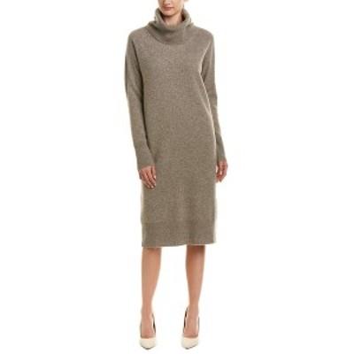 ラフィ レディース ワンピース トップス Raffi Wool & Yak-Blend Sweaterdress acorn