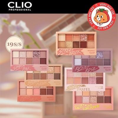 CLIO大人気プロアイパレット8種/CLIO Pro Eye Palette 0.6g*10