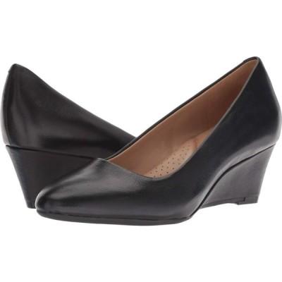 エアロソールズ Aerosoles レディース ヒール シューズ・靴 Inner Circle Black Leather