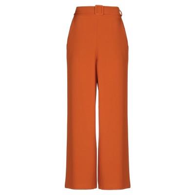 モーテル MOTEL パンツ オレンジ S ポリエステル 94% / ポリウレタン 6% パンツ