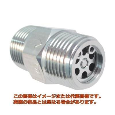 ASOH エーチェック SUS製チェックバルブ 外ネジ×外ネジ型 R1/4 AT8022