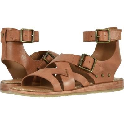 トラスク Trask レディース サンダル・ミュール シューズ・靴 Roxanne Tan Italian Calfskin