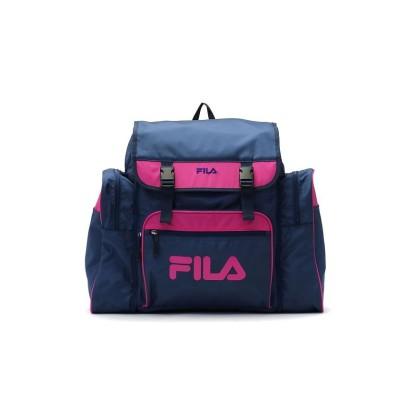 【ギャレリア】 フィラ リュック FILA 7369 43L 54L スクールバッグ ユニセックス ネイビー系1 F GALLERIA