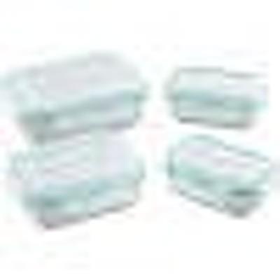 耐熱ガラス保存容器4点セット 7041290 【のし包装可】_