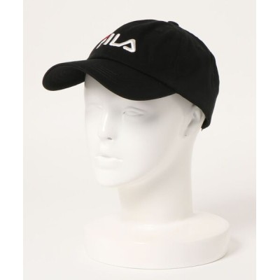 FILA / 【FILA】ローキャップ MEN 帽子 > キャップ