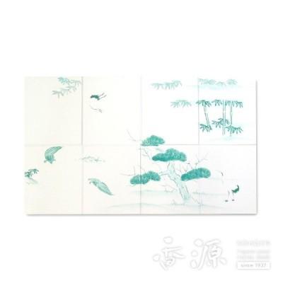 香道具 地敷紙鳥の子(表)