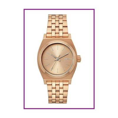 Nixon Womens Medium Time Teller Japanese quartz Stainless Steel watches All Rose Gold A1130【並行輸入品】