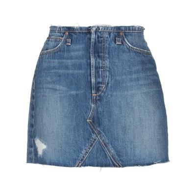 ジョーズ・ジーンズ JOE'S JEANS デニムスカート ブルー 29 コットン 100% デニムスカート