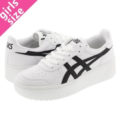 ASICS SPORTSTYLE JAPAN S PF WHITE/BLACK 【レディース】