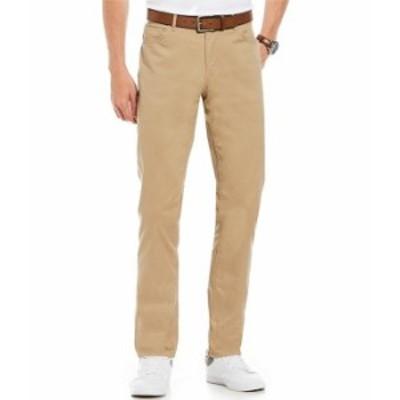 マイケルコース メンズ カジュアルパンツ ボトムス Slim-Fit Parker Stretch Flat Front Twill Pants Khaki